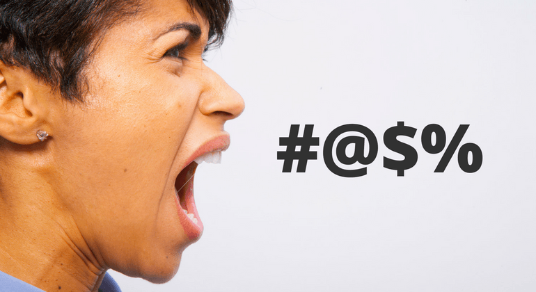 Cursing in the Workplace: Is it Legal?